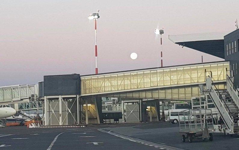 Furto all'aeroporto di Catania