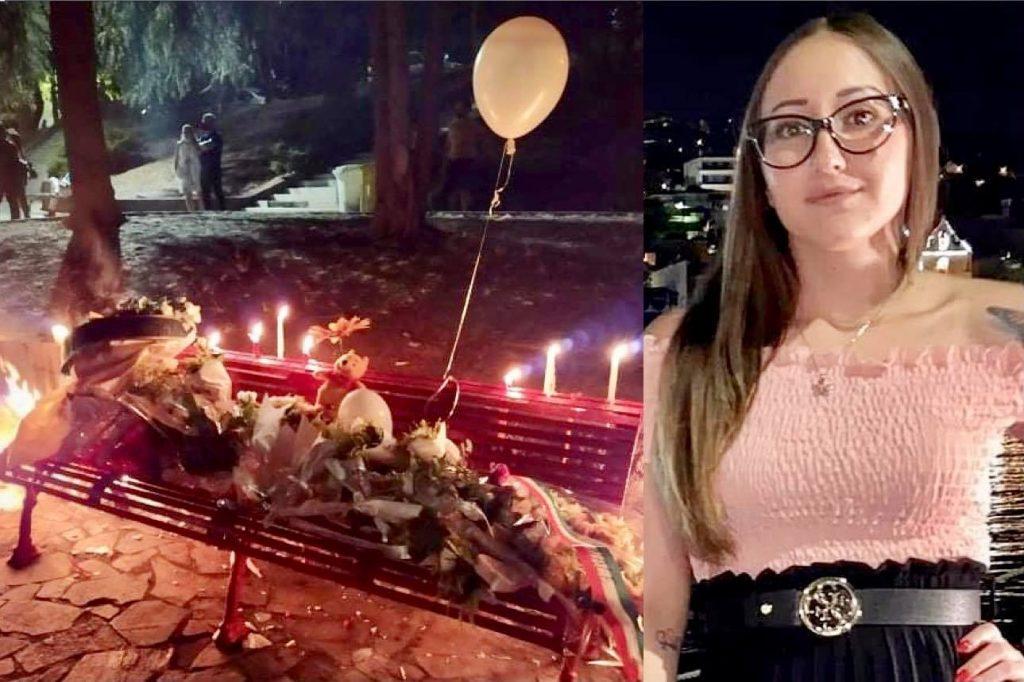 Fiaccolata per Vanessa, uccisa dall'ex. Trecastagni piange una figlia