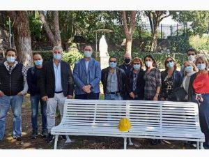 Panchina bianca a Gravina: per le vittime degli incidenti sul lavoro