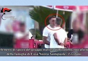 Mafia a Picanello:arrestate 15 persone. Sequestrata nota casa discografica